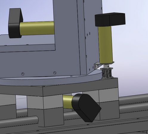 motors solidworks design